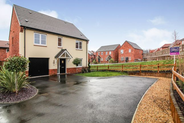 Thumbnail Detached house for sale in Pomegranate Road, Chesterfield