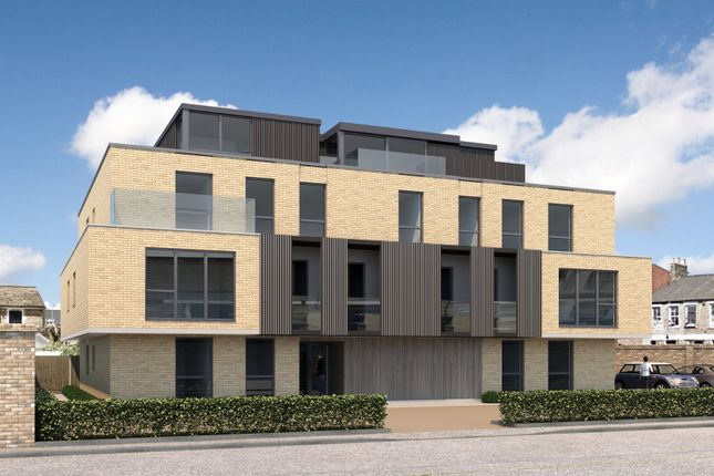 Thumbnail Flat for sale in Springfield Road, Cambridge