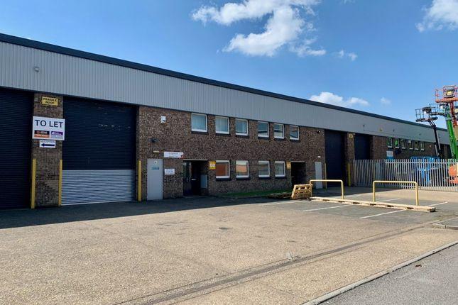 Thumbnail Industrial to let in Unit Q2 Cherrycourt Way, Leighton Buzzard