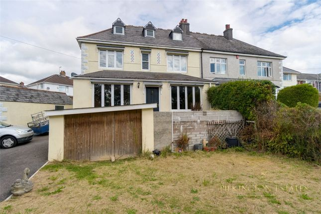 5 bed semi-detached house for sale in Plymouth Road, Plympton, Plymouth PL7