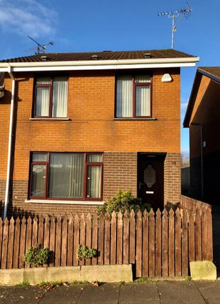 Thumbnail End terrace house for sale in Dunlea Vale, Dungannon