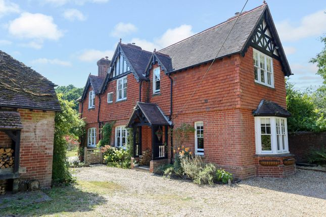 Thumbnail Detached house for sale in Botley Road, Shedfield, Southampton
