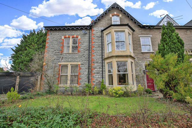 Thumbnail Flat for sale in Clive Place, Penarth