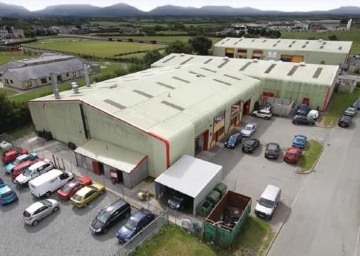 Thumbnail Light industrial to let in Unit 36, Gaerwen Industrial Estate, Gaerwen, Anglesey