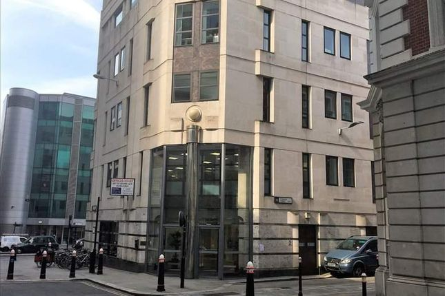 Office to let in Dowgate Hill, London