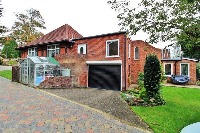 Thumbnail Detached bungalow for sale in Havant Road, Cosham, Portsmouth