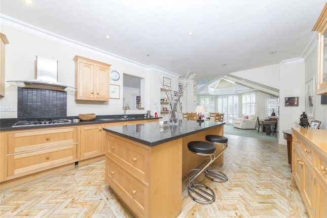 Thumbnail Semi-detached house to rent in Henderson Road, Wandsworth, London