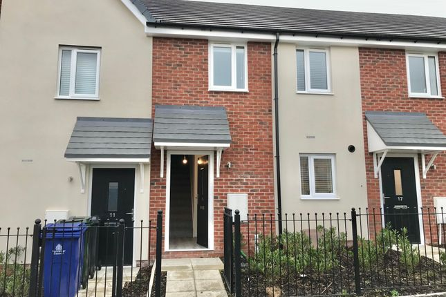 3 bed terraced house to rent in Thompson Avenue, Doncaster DN12