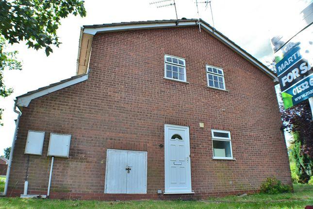 Thumbnail Flat for sale in Curborough Drive, Alvaston, Derby