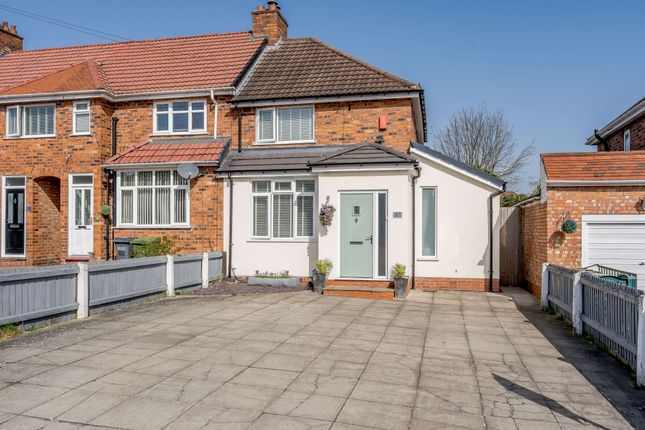 2 bed end terrace house for sale in Hardwick Road, Solihull, West Midlands B92