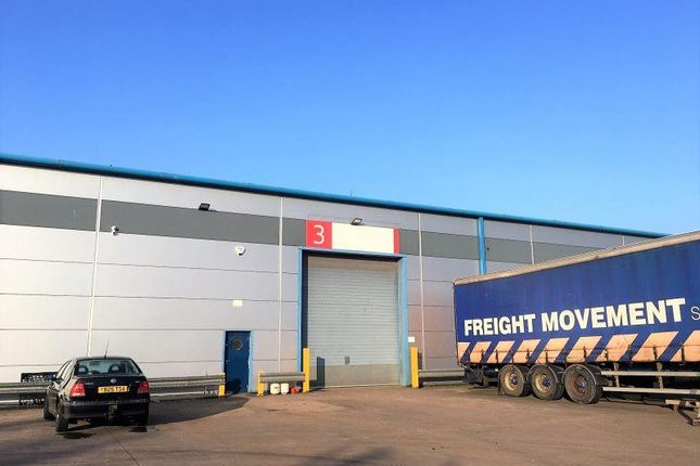 Light industrial to let in Unit 3, Stephenson Street, Newport