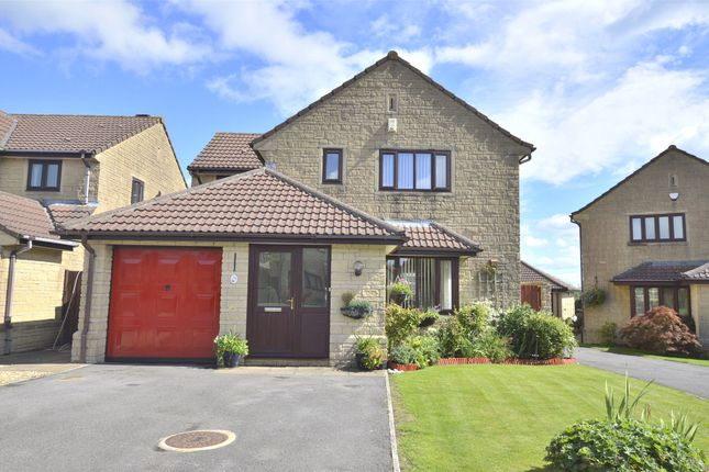 Thumbnail Detached house for sale in Upper Furlong, Timsbury, Bath, Somerset