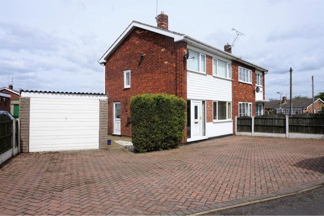 Front of Oakwood Drive, Doncaster DN3