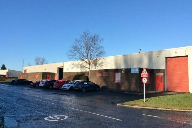 Thumbnail Commercial property for sale in 12 Beardmore Way, Clydebank