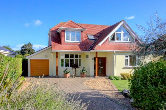 Thumbnail Detached house for sale in Cross Way, Christchurch