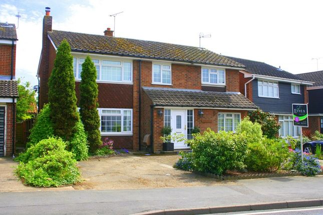 Thumbnail Detached house for sale in Mill Street, St. Osyth, Clacton-On-Sea