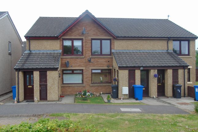 Thumbnail Flat to rent in Malcolm Court, Bathgate