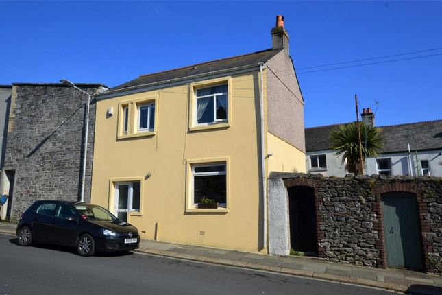 Thumbnail Semi-detached house for sale in Montpelier Road, Plymouth, Devon