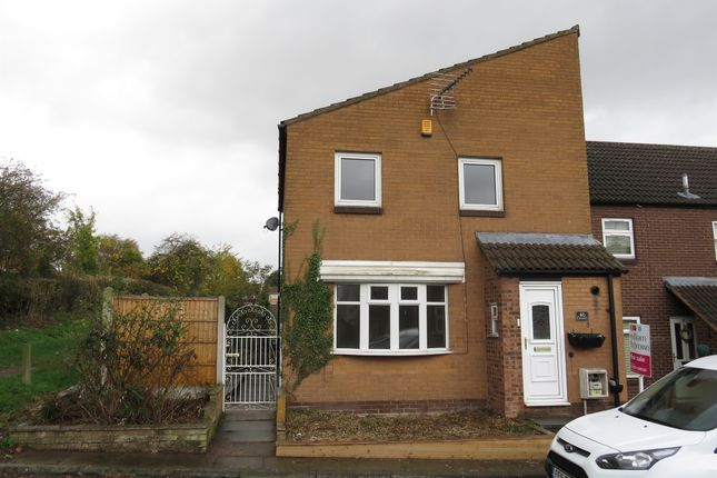 Thumbnail End terrace house for sale in Carnoustie, Worksop