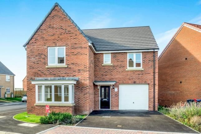 Thumbnail Detached house for sale in Mowbray View, Topcliffe Road, Thirsk, Hambleton