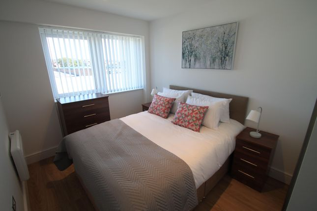 Bedroom of Laporte Way, Luton LU4