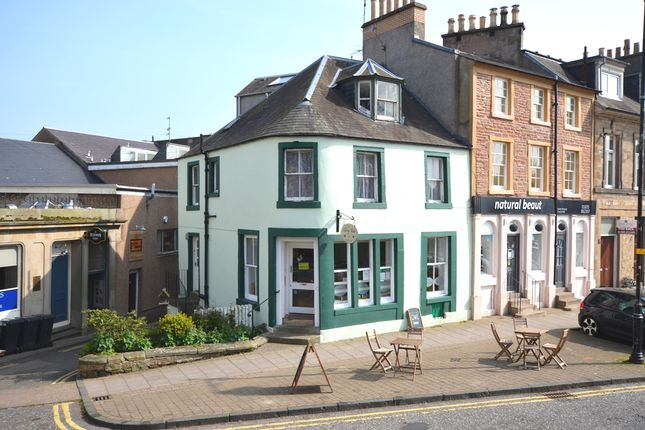 Thumbnail Restaurant/cafe for sale in 5 Abbey Place, Jedburgh
