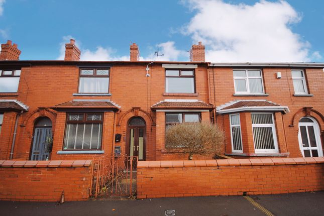 Thumbnail Terraced house to rent in St. Marks Street, Haydock