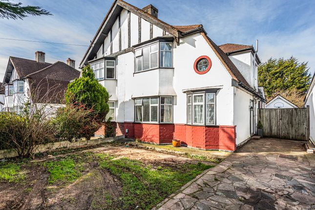 3 bed semi-detached house for sale in Frankswood Avenue, Petts Wood, Orpington BR5