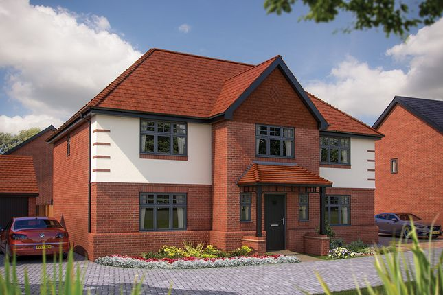 "Thumbnail Detached house for sale in ""The Truro"" at Barrosa Way, Whitehouse, Milton Keynes"