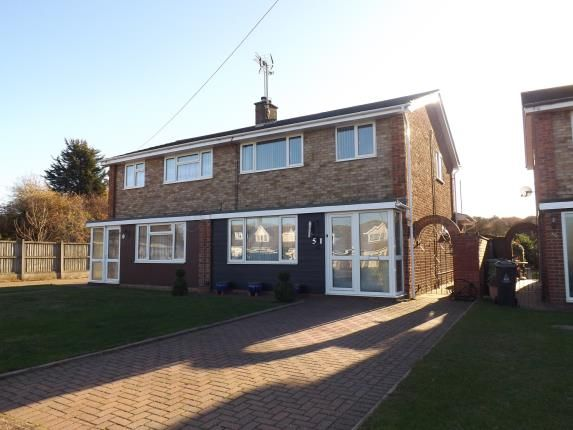 Thumbnail Semi-detached house for sale in Queen Street, Southminster