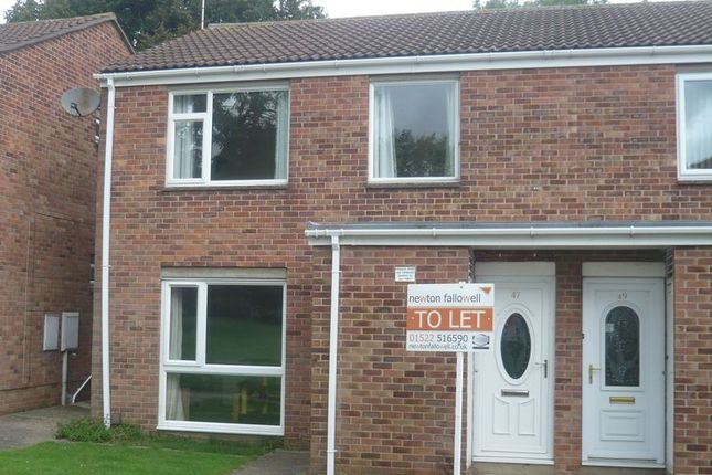 1 bed flat to rent in Hawthorn Chase, Lincoln LN2