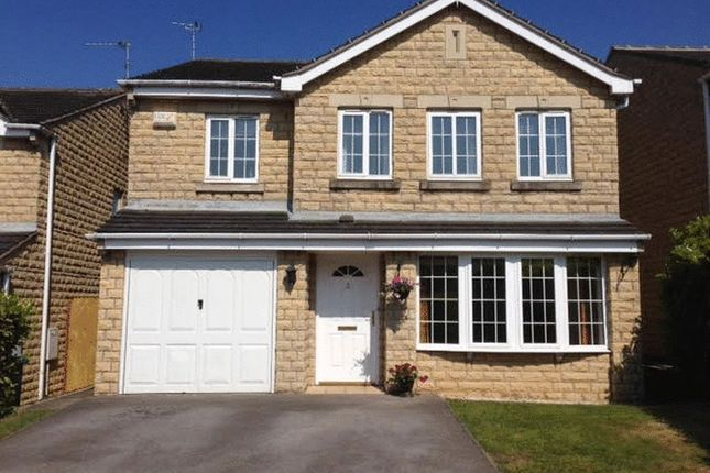 Thumbnail Detached house to rent in Kings Stand, Mansfield