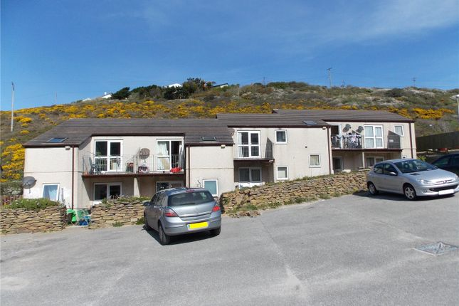 Thumbnail Flat for sale in Eastcliff, Porthtowan, Truro