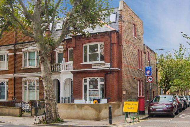 Thumbnail Flat for sale in Wandsworth Bridge Road, London