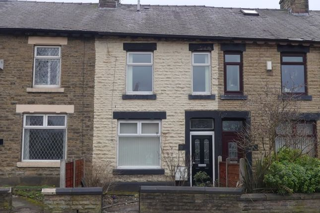 Thumbnail Terraced house to rent in Manchester Road, Shaw, Oldham