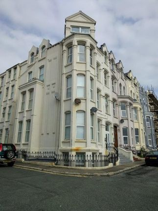Thumbnail Flat to rent in Woodville Terrace, Douglas, Isle Of Man