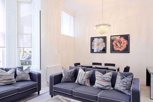 Thumbnail Flat to rent in Lexham Gardens, London