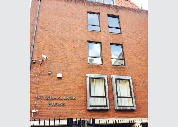 Thumbnail Block of flats for sale in Flats 3, 4, 6, 8 And 9 Fitzhardinge House, Tailors Court