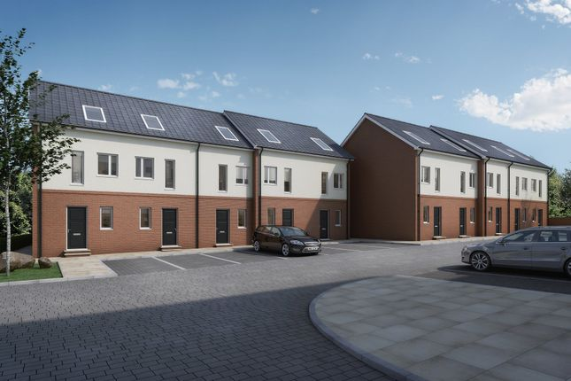Thumbnail Town house for sale in Woodlands, Staveley Road, Poolsbrooke