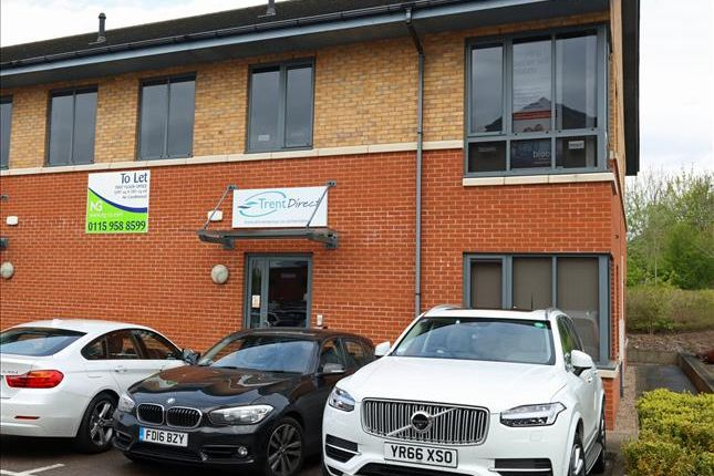 Thumbnail Office to let in Unit 14, Eastwood Link Office Park, Nottingham