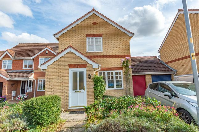 Thumbnail Detached house to rent in Lomax Drive, Sleaford