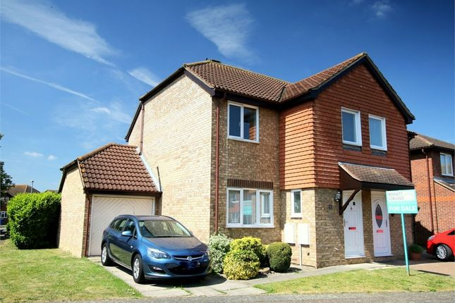 Thumbnail Semi-detached house for sale in Tenby Way, Eynesbury, St. Neots