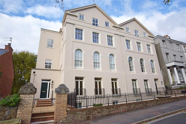 Front Elevation of Clifton Hill, Exeter, Devon EX1