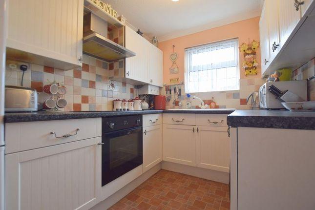 Kitchen of Buscot Place, Great Holm, Milton Keynes MK8