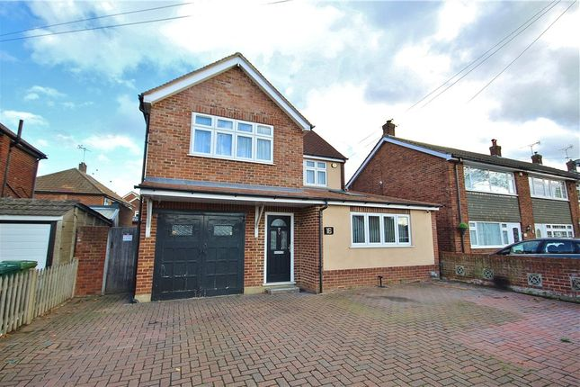 Thumbnail Detached house for sale in Chalmers Road East, Ashford, Surrey