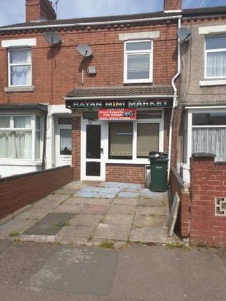 Thumbnail Commercial property for sale in Broad Street, Coventry
