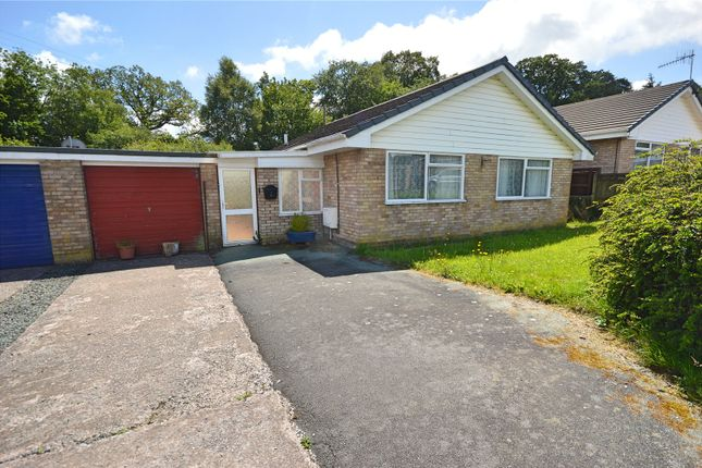 Thumbnail Detached house for sale in Gerddi Cledan, Carno, Caersws, Powys