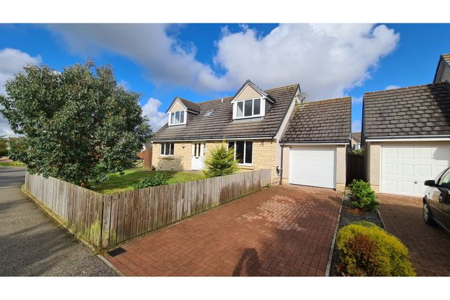 Thumbnail Detached house for sale in Bramble Way, Portlethen, Aberdeen