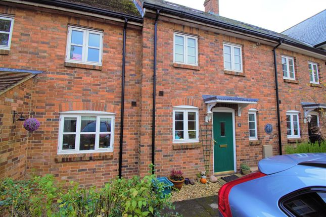 3 bed terraced house to rent in Woodman Court, Shaftesbury SP7