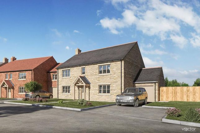 Thumbnail Detached house for sale in Plot 15, The Fountains, Robinson's Fold, Rainton
